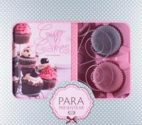 Cupcakes: Doces Tentações para Presentear - Com Expositor e Forminhas