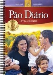 Pão Diário - Letra Grande - Ed. 17