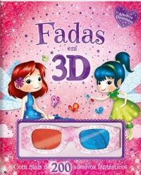 ATIVIDADES MÁGICAS PARA MENINAS - FADAS 3D