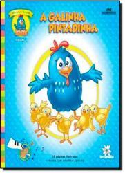 Galinha Pintadinha: Baratinha - Meu Pequeno Livro de Quebra-Cabeças