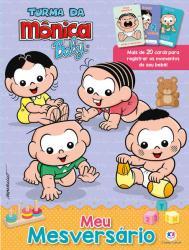 TURMA DA MÔNICA BABY: MEU MESVERSÁRIO