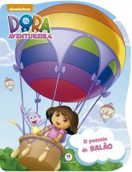 DORA, A AVENTUREIRA - O PASSEIO DE BALÃO